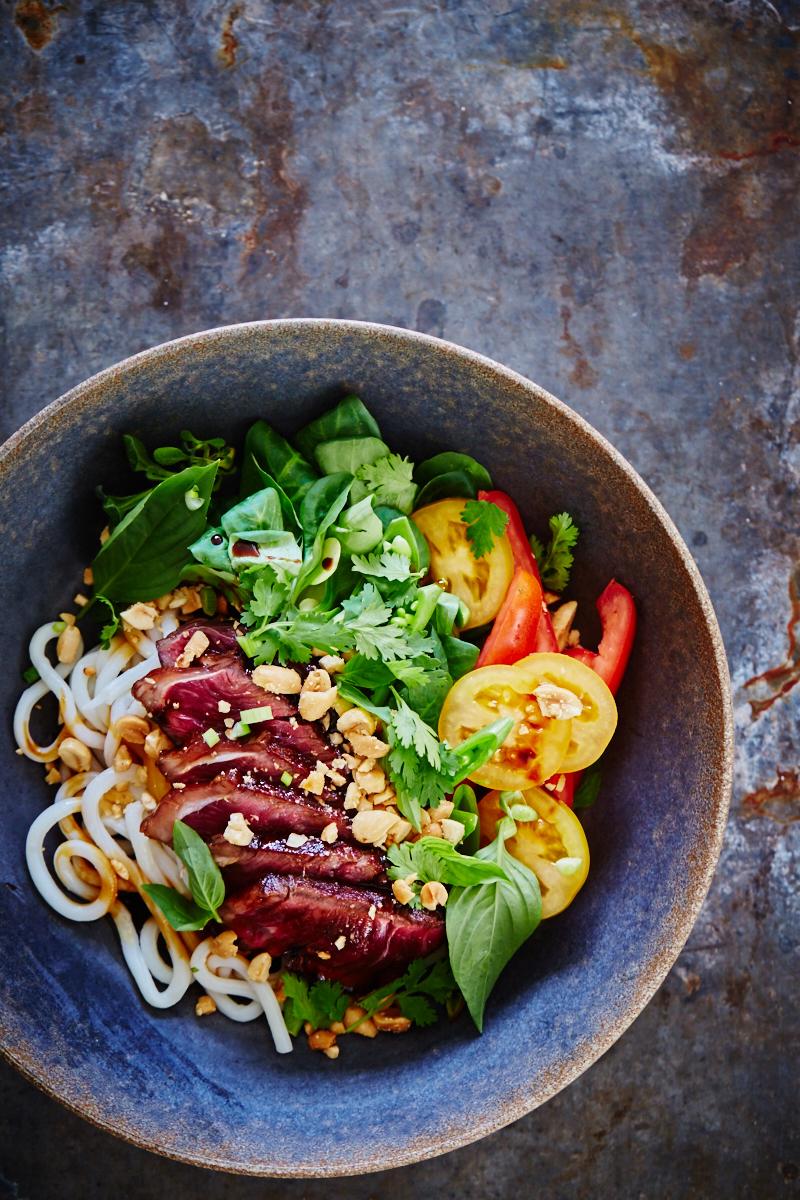 Beef salad deluxe 3